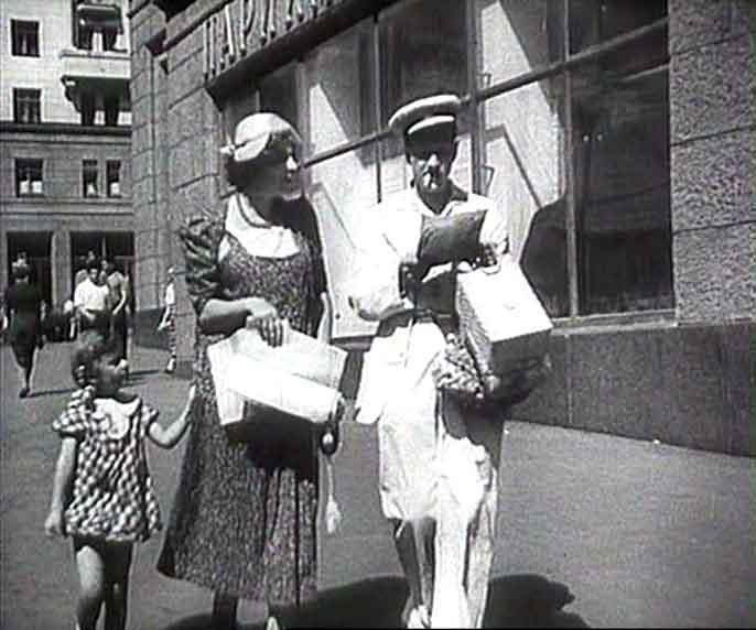 Кадр из фильма «Подкидыш»