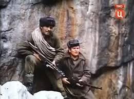 Кадр из фильма «Подснежники и эдельвейсы»