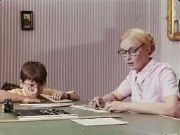 Кадр из фильма «Поздний ребёнок»