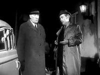 Кадр из фильма «Последнее дело комиссара Берлаха»