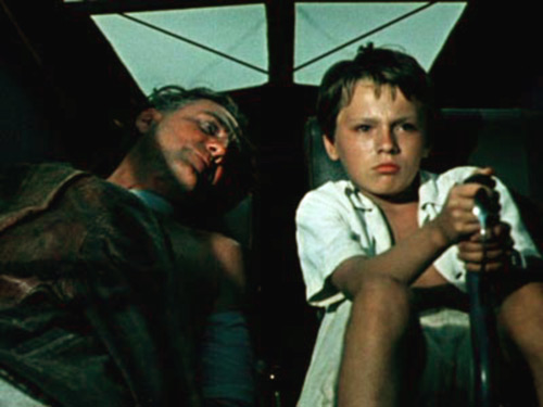 Кадр из фильма «Последний дюйм»