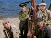 Кадр из фильма «Приезжайте на Байкал»