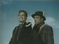 Кадр из фильма «Призраки покидают вершины»