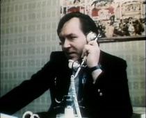 Кадр из фильма «Человек из чёрной «Волги»»