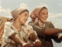 Кадр из фильма «Черноморочка»