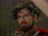 Кадр из фильма «Цезарь и Клеопатра»
