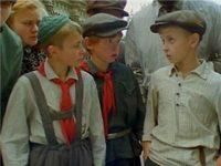 Кадр из фильма «Цирк приехал»