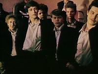 Кадр из фильма «Холодный март»