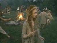 Кадр из фильма «Феофания, рисующая смерть»