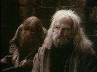 Кадр из фильма «Узник замка Иф»