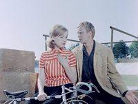 Кадр из фильма «Укротители велосипедов»
